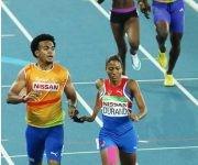 Omara Durand, tres títulos, tres Récord Mundiales y 7 Récords Paralímpicos. Foto; Armando Hernández