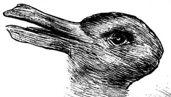 ¿Un pato o un conejo? Foto: Huffington Post.