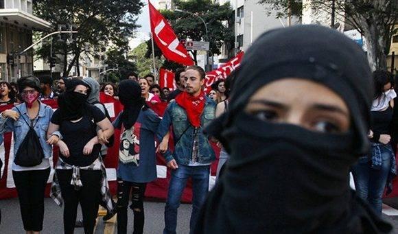 protestas contra temer 1