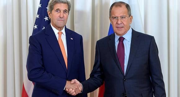 Kerry: Rusia y EEUU anuncian plan que permitirá cesar violencia en Siria.