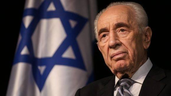 Shimon Peres. Foto: Archivo.