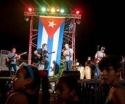 """Concierto 76 de la  """"Gira  por los Barrios"""", realizado en  el Consejo Popular Villa 2 de Guanabacoa. Fptp: Ivan Soca/ Cubadebate."""