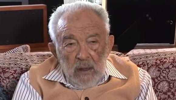 Stanley Sheinbaum murió a los 96 en Los Ángeles. Foto: Haaretz.