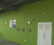 El nuevo embarcadero contará con facilidades como teléfonos públicos, cajeros automáticos y asientos. Foto: Adolfo Ley/ Cubadebate.