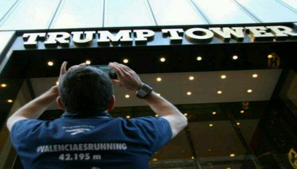 Trump Tower. Foto: Sandro Pozzi.