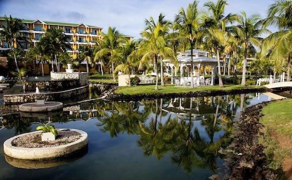 Hotel Meliá Las Antillas, en Varadero, una joya del turismo en Cuba. Foto: Ismael Francisco/ Cubadebate.