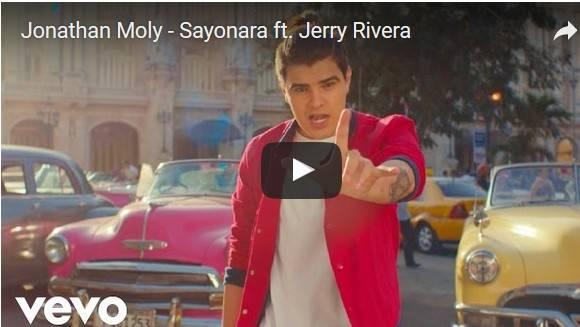 videoclip jonathan moly en cuba
