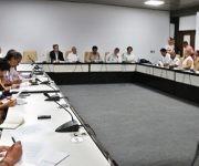 Conferencia de prensa ofrecida por el Gobierno y las Fuerzas Armadas Revolucionarias de Colombia-Ejército del Pueblo (FARC- EP), en el Palacio de Convenciones, en La Habana, Cuba, el 28 de octubre de 2016.   ACN  FOTO/ Omara GARCÍA MEDEROS/ rrcc