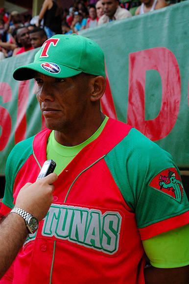Yoalkis Cruz pasará a jugar en las filas de Granma. Foto: Cinthya García Casañas.