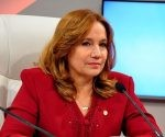 Ana María Mari  Machado encabeza la delegación caribeña.
