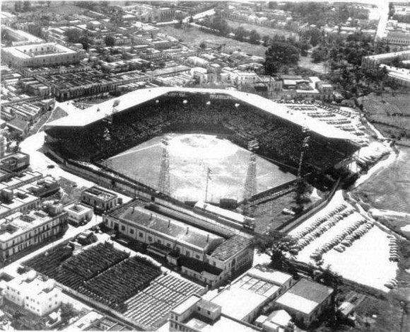 Gran Stadium de La Habana (años 50)
