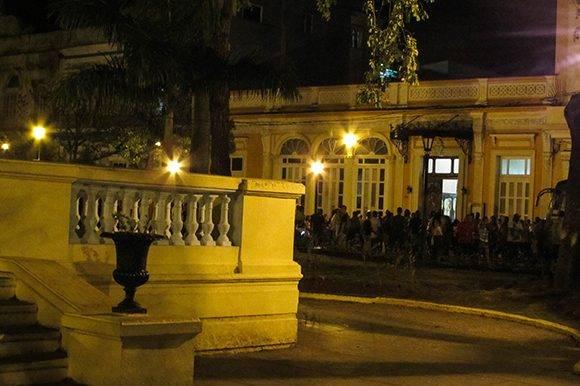 La edificación se encuentra frente al Parque de la Libertad. Años atrás fue sede del Centro provincial de Casas de Cultura y de la Orquesta Sinfónica de MatanzasFoto: Cinthya García Casañas/ Cubadebate