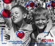 Dígalo alto y claro #CubaEsNuestra