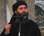 Abu Bakr al-Baghdadi, máximo líder del Estado Islámico