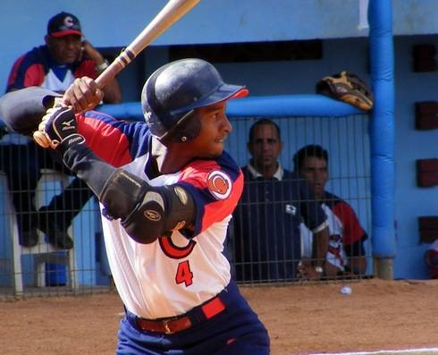 Alexander Ayala ha sido puntal decisivo para los camagüeyanos. Foto; JIT
