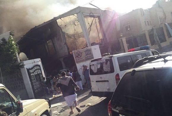 El bombardeo de un funeral en Yemen dejó más de un centenar de muertes.