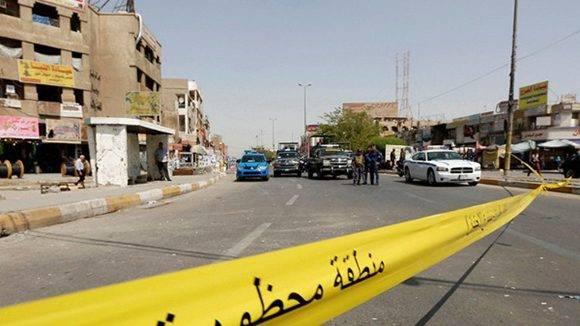 Atentado suicidad estremece nuevamente a la capital de Iraq. Foto: Reuters.