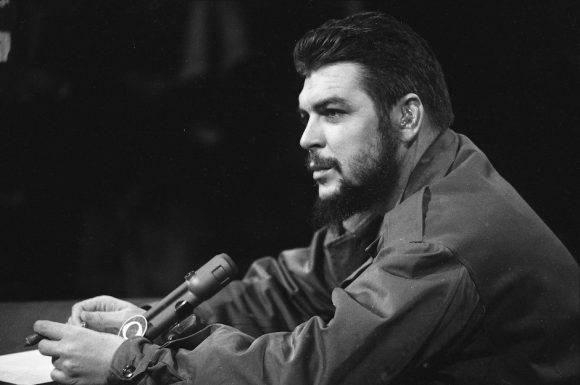 Ernesto Che Guevara Foto: Archivo AP