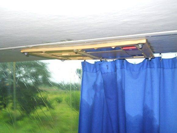omnibus que se mojan