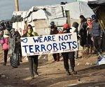 Demolición del campamento de migrantes de Calais