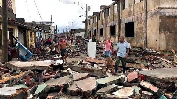 Desvastada-Baracoa-despu--s-del-paso-de-Matthew-octubre-de-2016