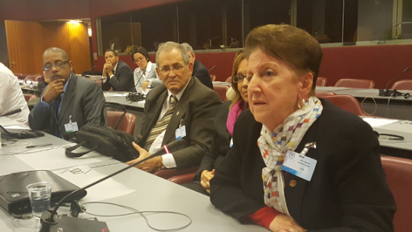 Cuba electa candidata a Consejo Ejecutivo de Unión Interparlamentaria