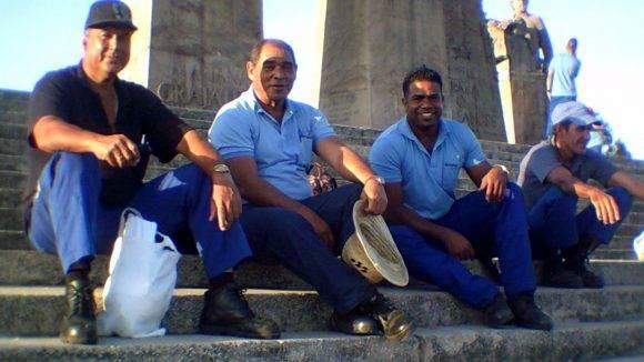 ETECSA reparaciones en Guantánamo