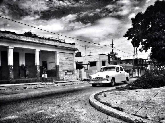 En blanco y negro. Foto: Jorge Marin Marina / Cubadebate