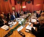 En la ciudad suiza de Lausana concluyó la reunión internacional sobre Siria. Foto: Reuters.