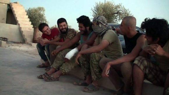 Muchos comienzan a desertar del Estado Islámico. Foto: BBC.