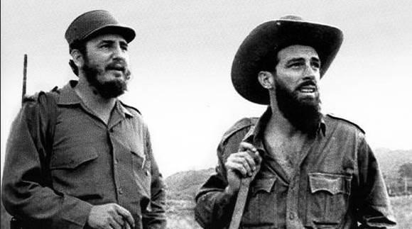 Fidel  y camilo 580