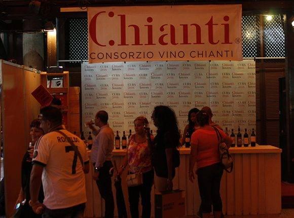 Fiesta del Vino de La Habana 2016. Foto: Jennifer Veliz/ Cubadebate.