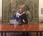Firma del memorando entre Cuba y España (2)