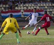 Chris Wondolowski entró en la segunda mitad y fue un revulsivo para EE.UU., al igual que Julian Green, intervino en los dos goles del encuentro. Foto: Ismael Francisco/ Cubadebate.
