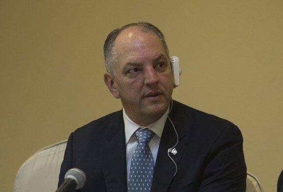 Gobernador de Louisiana Jhon Bel Edwar. Foto: Ismael Francisco