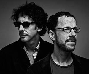 Joel (izq) y Ethan Coen, reconocidos guionistas y directores de cine.