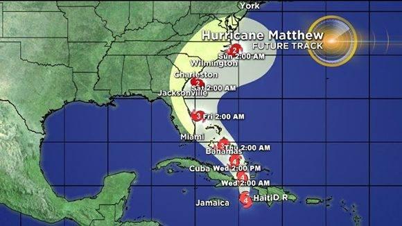 Pronósticos para Matthew.