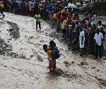 Huracan Matthew afectó a Haiti