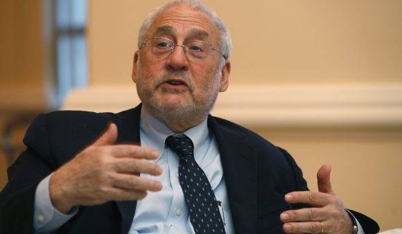 Joseph Stiglitz. Foto: Reuters.