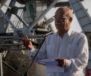 Kamran Shafi, embajador de Pakistán en Cuba. Foto: José Raúl Concepción/ Cubadebate.