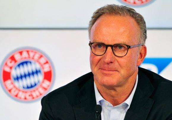 Karl-Heinz Rummenigge. Foto: Getty Images.