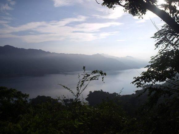 Lago Hanabanillla. Foto; Yhovanys Díaz Negrín / Cubadebate