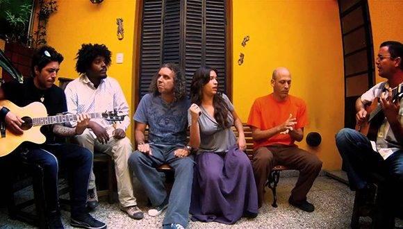 Músicos de La Trovuntivitis. Foto: YouTube.