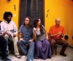 Músicos de La Trovuntivitis. Foto tomada de YouTube.