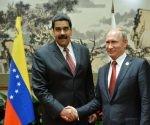 El mandatario venezolano no especificó la fecha del encuentro con el presidente Putin. Foto: Sputnik.