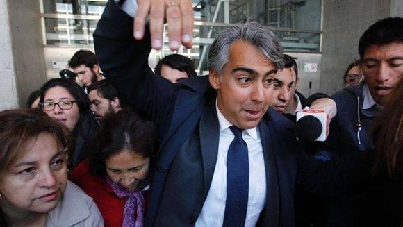 Marco Enríquez-Ominami. Foto: AFP