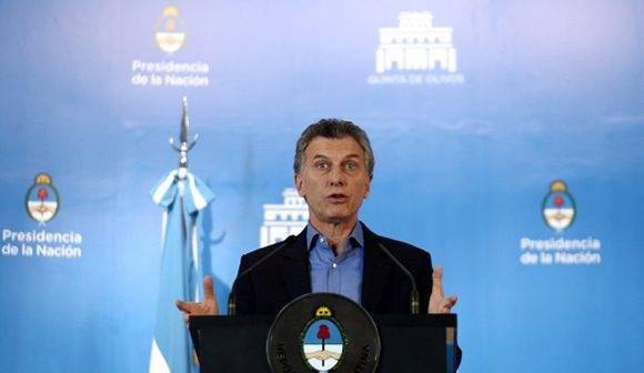 El gobierno de Mauricio Macri anunció que retirá el financiamiento para Fútbol Para Todos. Foto: Reuters/ Archivo.
