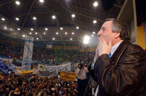 Néstor Kirchner (1950-2010) es uno de los referentes de la integración latinoamericana de los últimos tiempos. Foto: EFE.
