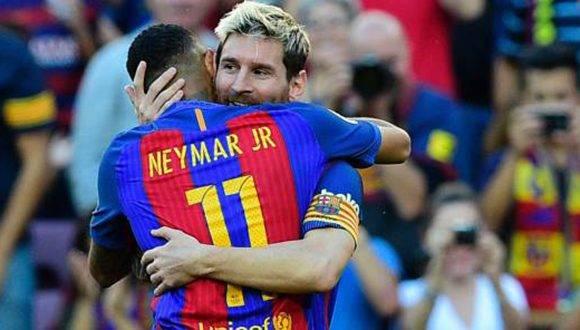 Messi marcó en su regreso. Foto tomada de Marca.
