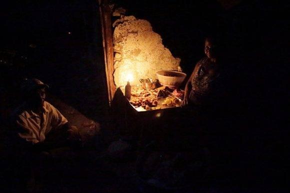 Haití tras el paso del huracán Matthew. Foto: Reuters.